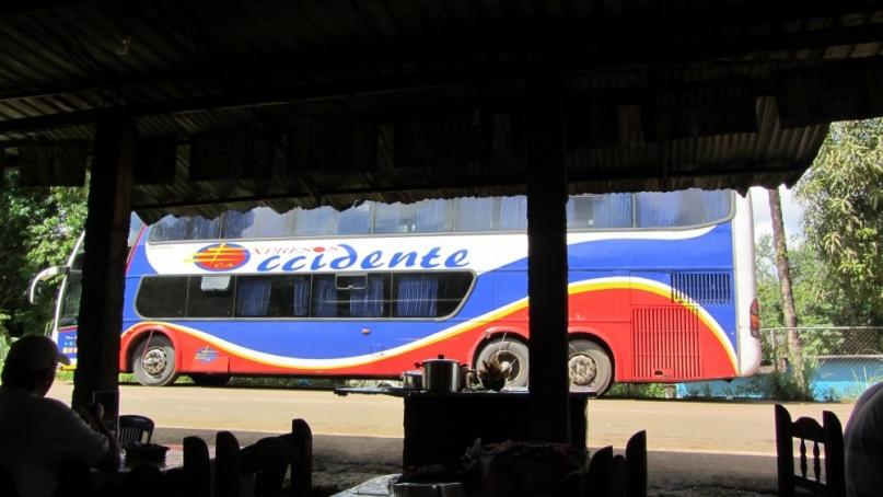 A Venezuelan public bus