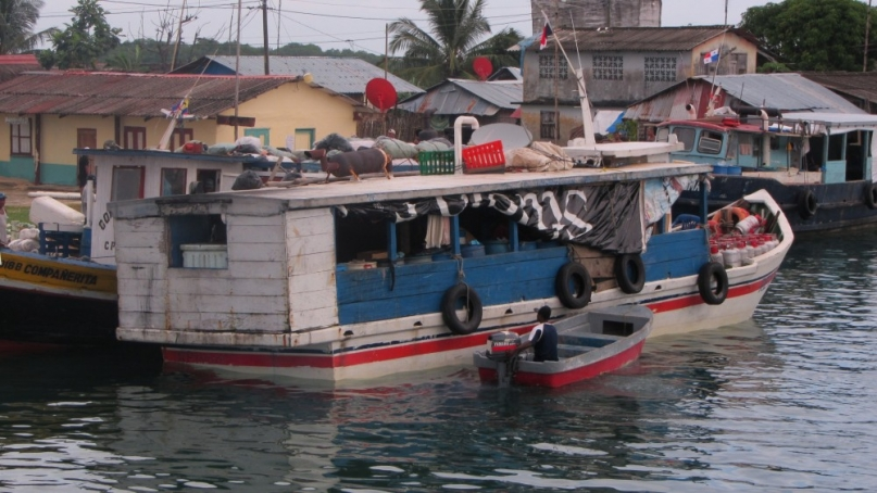 Kuna cargo boat