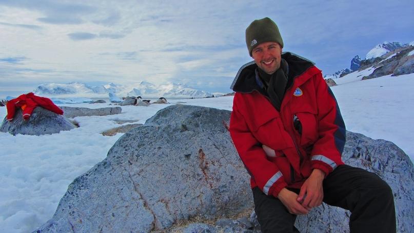 Victor Antarctica