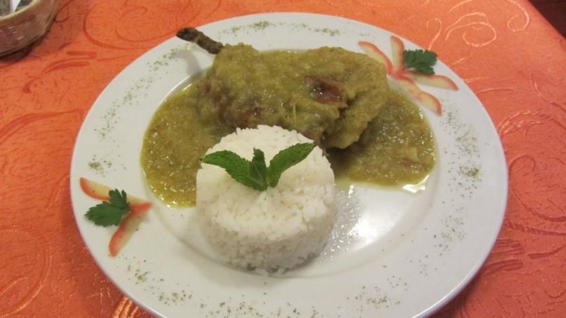 Guinea Pig dish