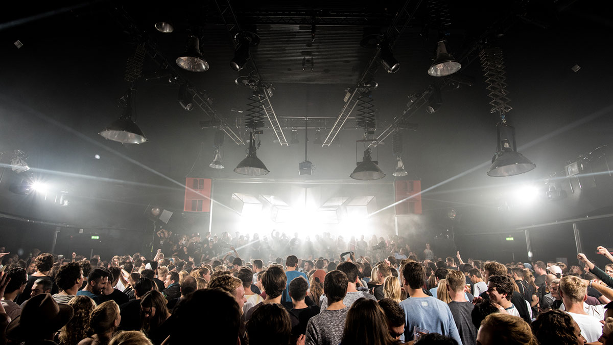 Amsterdam Underground Clubs From Techno To Hip Hop And
