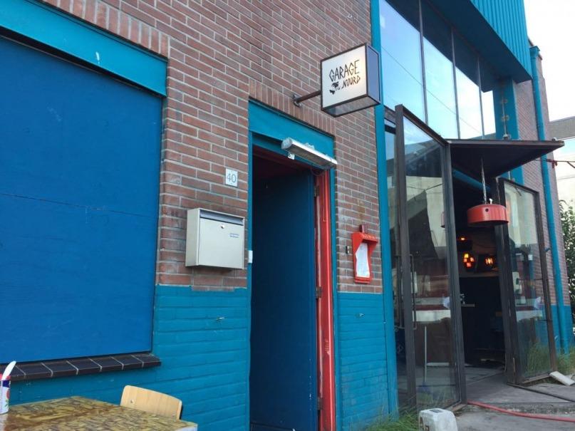 Garage Noord Amsterdam