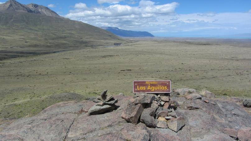 Mirador Las Aguilas in Patagonia