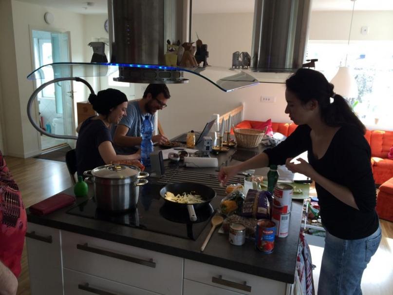 Collective Sunshine Kitchen