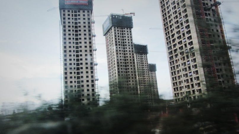 City construction in China