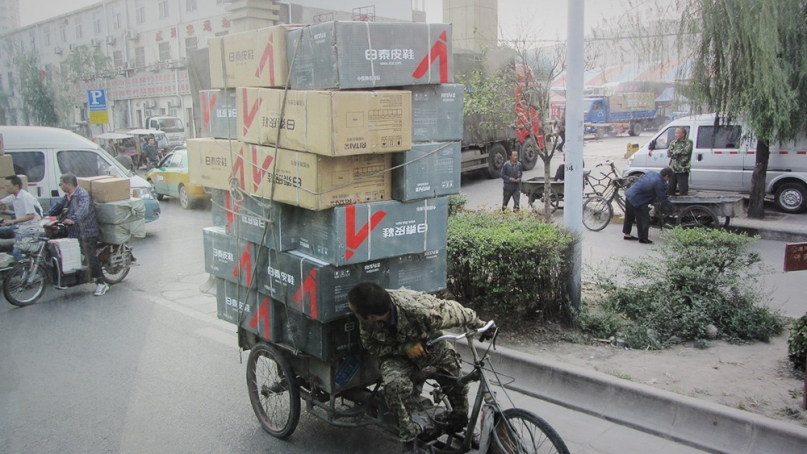 Luoyang China goods transport