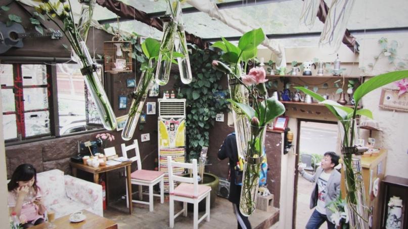 Qingdao Hipster Cafe