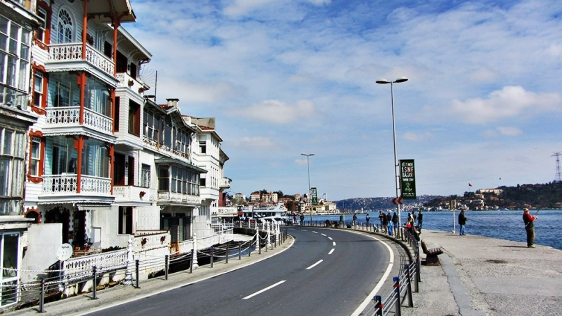 Bebek area Istanbul