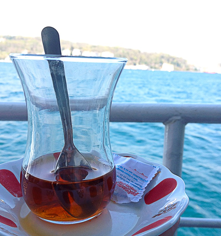 Istanbul chay bosphorus ferry