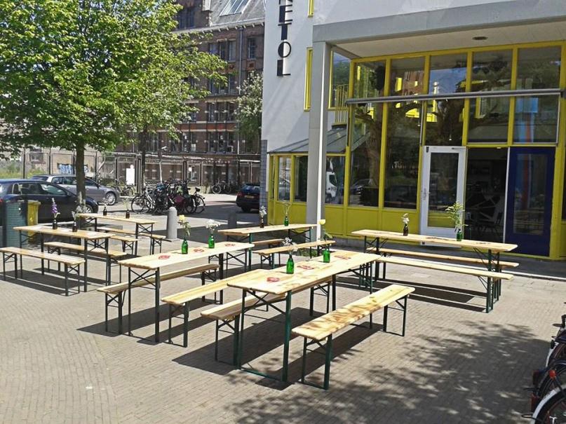 Cafe Basis Amsterdam