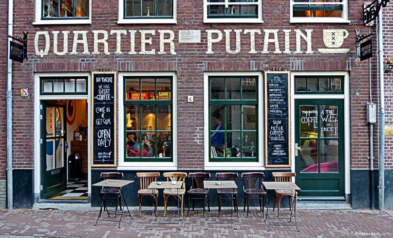 Quartier Putain Amsterdam