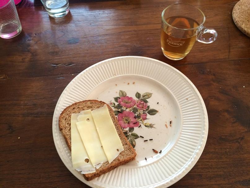Goodbye breakfast Lemmer
