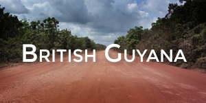 Destination British Guyana