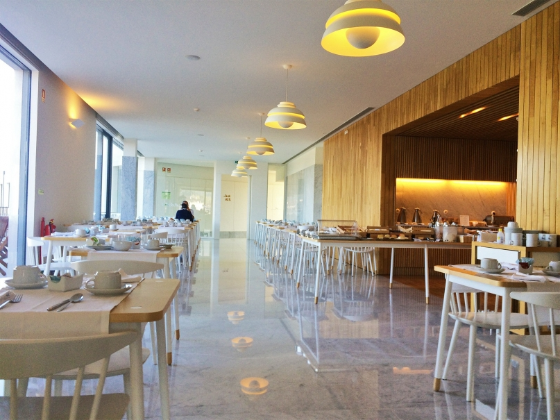 Hotel Minho Breakfast Room