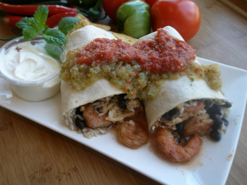 Burrito maker Amsterdam