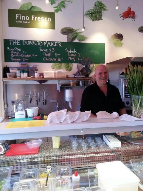 Burritomaker Amsterdam