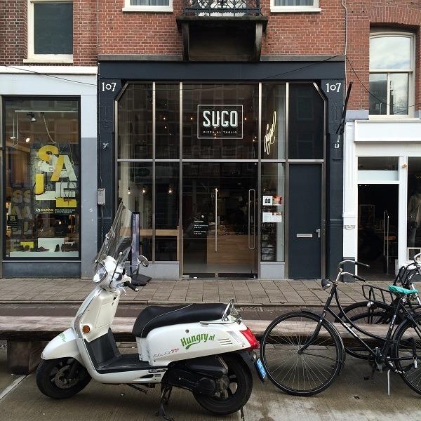 Sugo Ferdinand Bolstraat Amsterdam