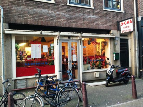 Restaurant Ocha front
