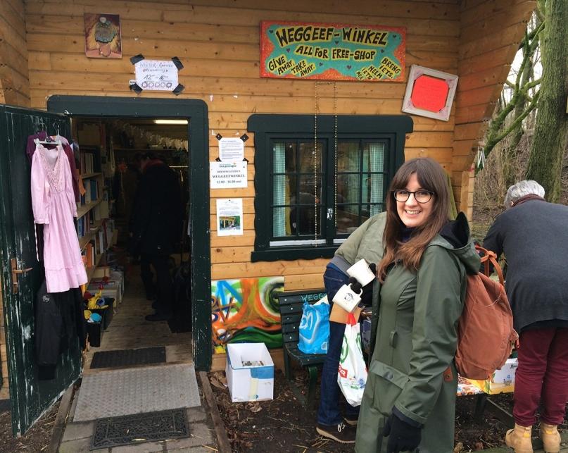 Buurtboerderij Ons Genoegen giveaway shop