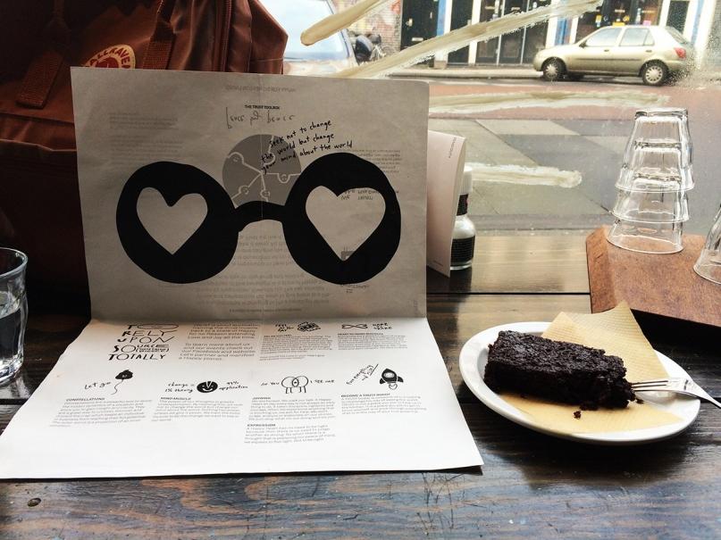 Trust Amsterdam brownie