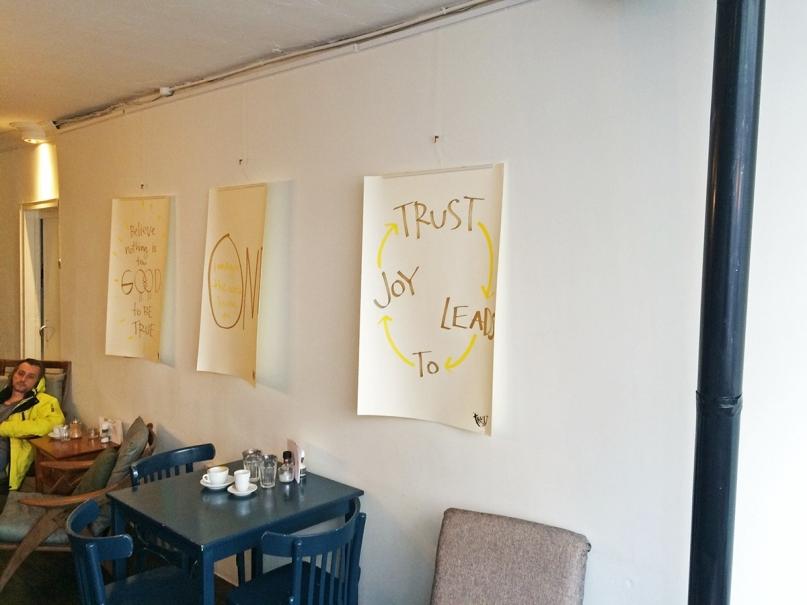 Trust Amsterdam poster