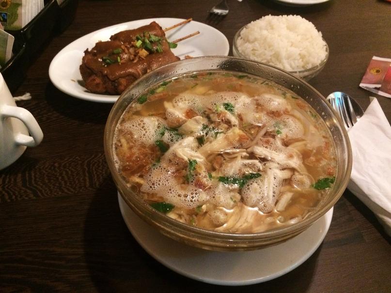 Warung Mini Saoto Soup