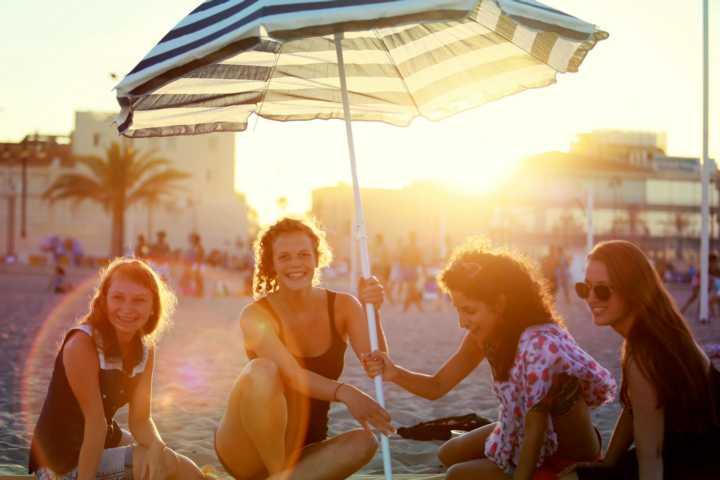 Seville beach