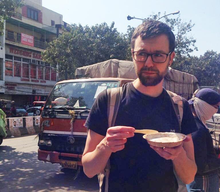 Natraj cafe dahi bhalla