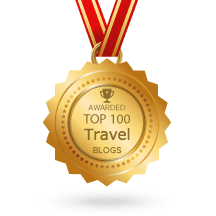 Top 100 travel award