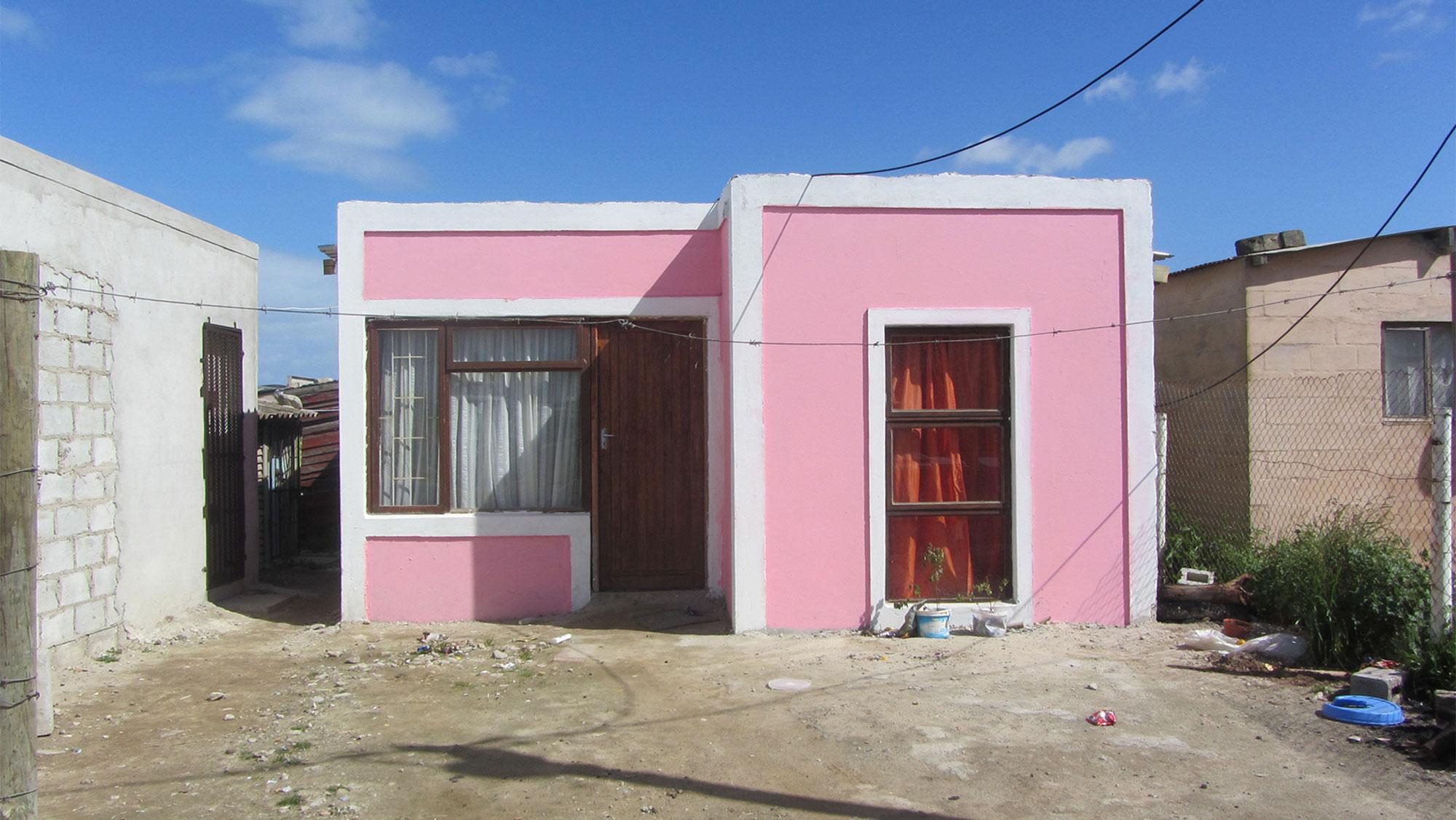 Zwelihle township nice house