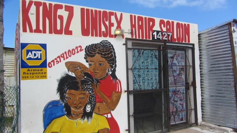 Township tour hair salon