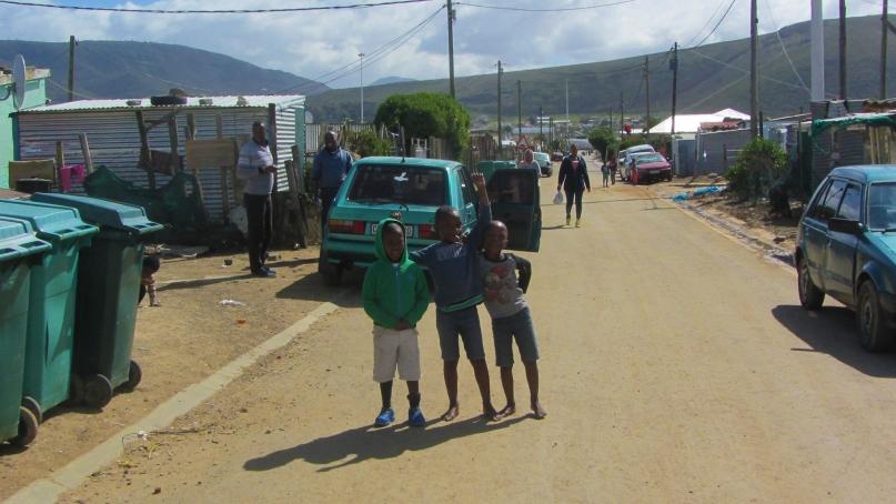 Township tour boys