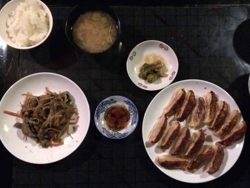Dinner Airbnb Tokamachi