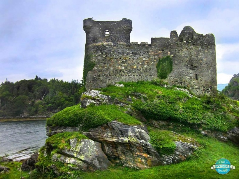 Castle Tioram Scottish Highlands