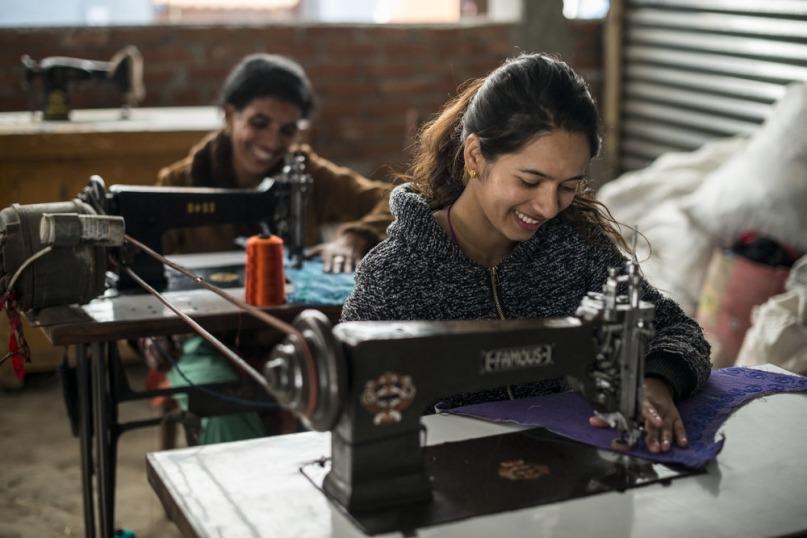 Volunteering at a Women's Development Centre in Kathmandu, Nepal