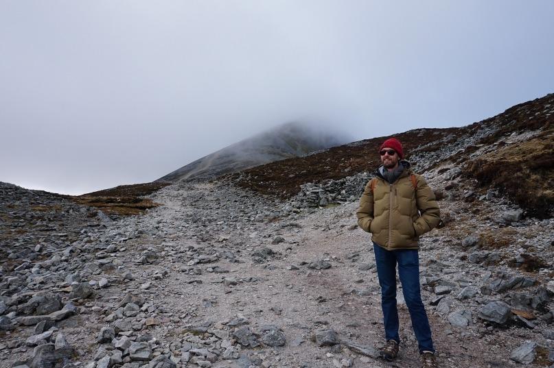 Hiking Ireland single backpack