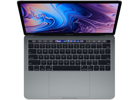 apple macbook 13 inch 2018