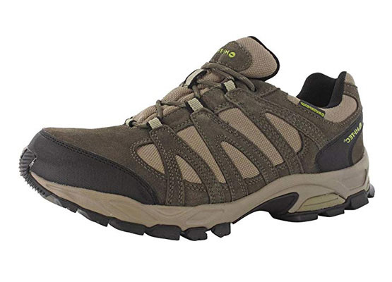 hi-tec alto waterproof hiking shoes