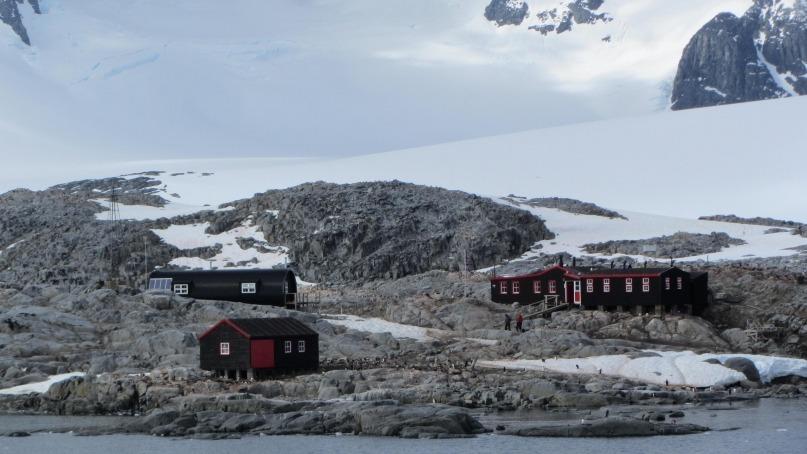 port lockroy antarctica base